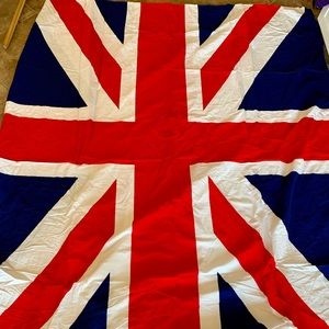 Union Jack Duvet Cover and 2 Pillow Cases